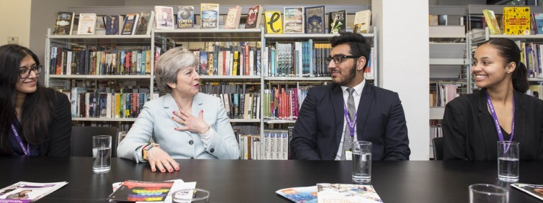 PM supports apprenticeship shows