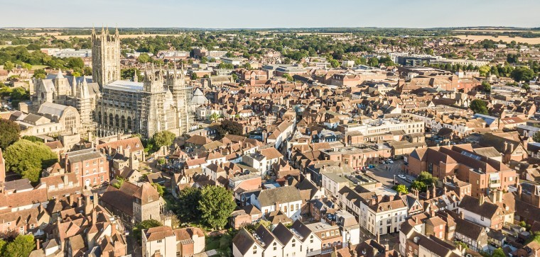 Canterbury - Kent's city of enterprise