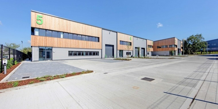 New warehouse development for Maidstone