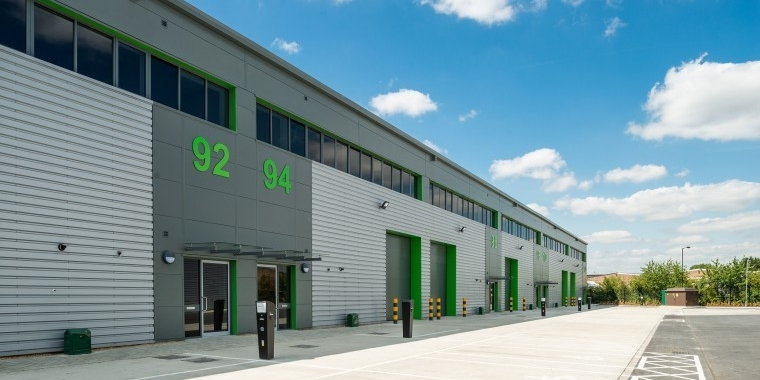 Plans revealed for new industrial and trade counter scheme