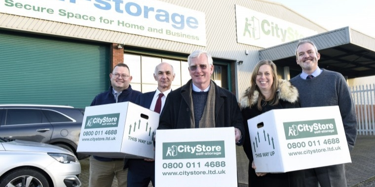 Expansion as storage firm acquires new site