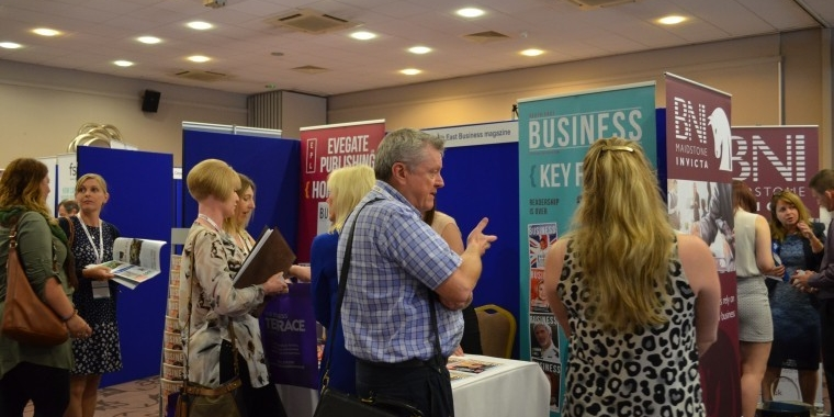 Maidstone Business Show welcomes more than 700 delegates