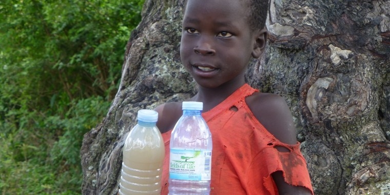 Kent-based charity marks 25th year of providing clean water and education in East Africa