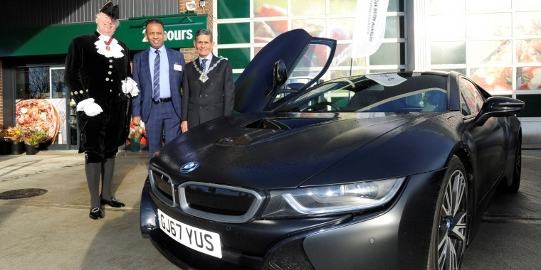 £2.7m service station opens in Ashford
