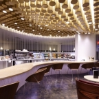 Virgin Atlantic Clubhouse, JFK Airport, New York