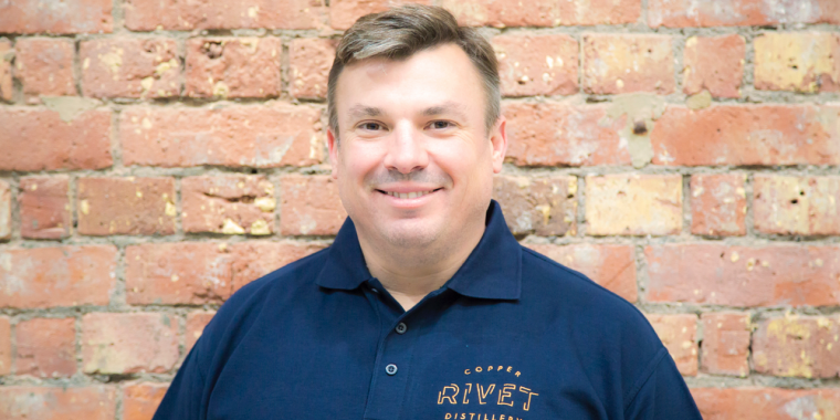 Copper Rivet Distillery co-founder to share strategy