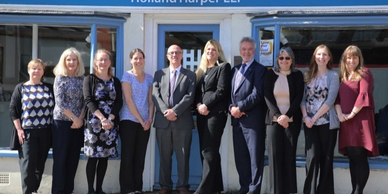 Battle accountancy firms join forces