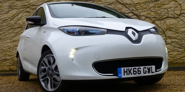 Rising numbers of electric and hybrid vehicles