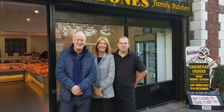 Butcher steps in to restore West Sussex family business