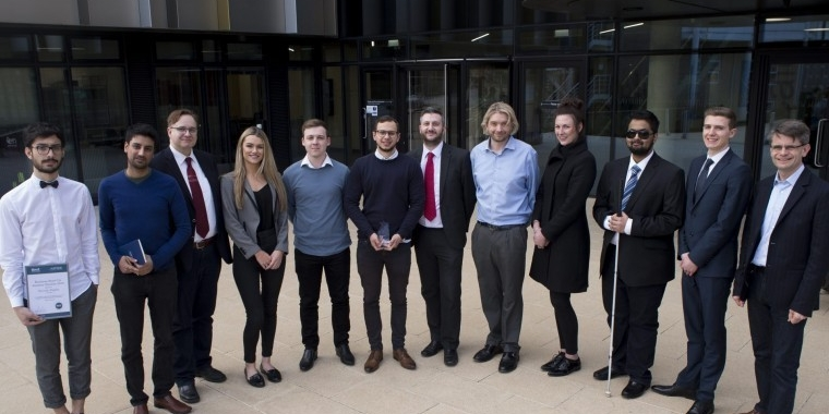 University of Kent student from Dover wins £1,000 start-up prize