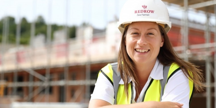 Redrow pair win NHBC Pride in the Job award