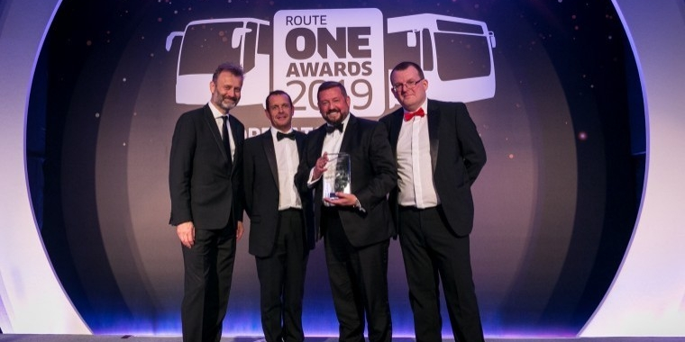 Large Coach Operator of the Year