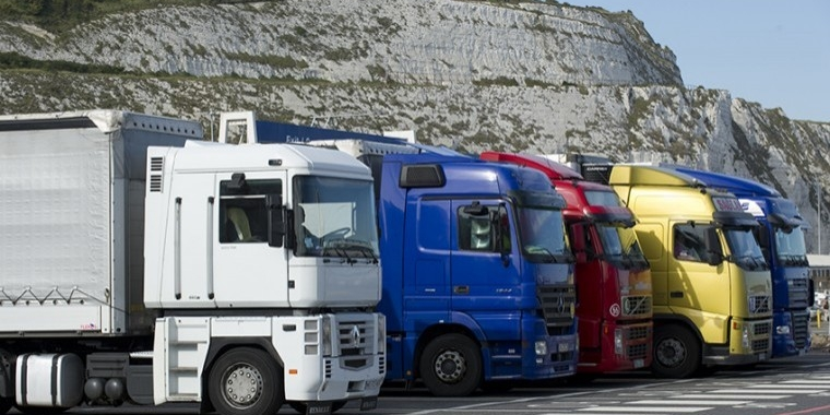 Port of Dover celebrates record-breaking freight boom